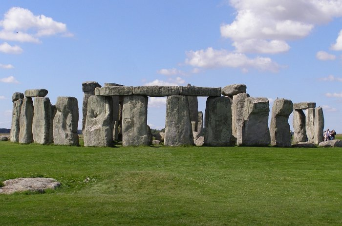 Megalitická kultura: Stonehenge, Anglie (foto: thegarethwiscombe/Flickr, CC BY 2.0)
