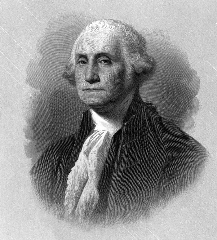 George Washington (Appletons' Cyclopædia of American Biography, 1889)