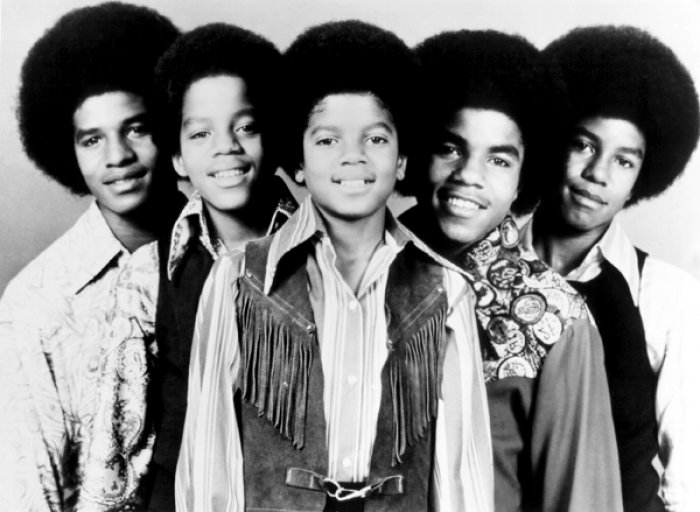 Boy bands: Jackson 5