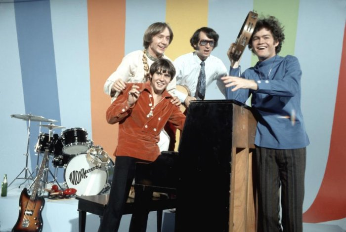 Boy bands: Monkees