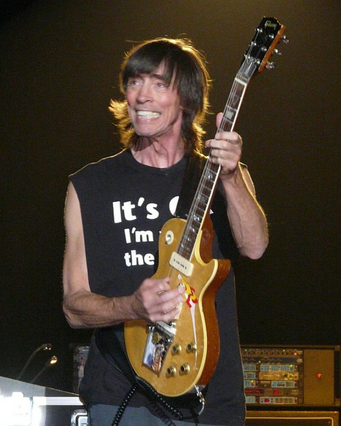 Boston - Tom Scholz (foto: Matt Becker/Weatherman90, CC BY 3.0)