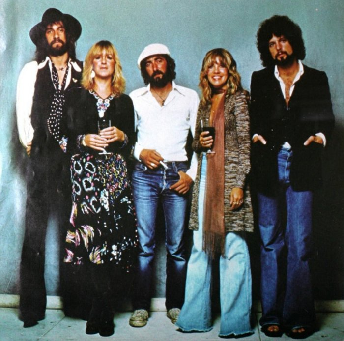 Fleetwood Mac, 1977 (photo: Billboard)