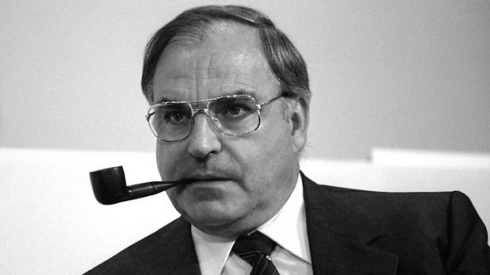 German Chancellor Helmut Kohl (photo: Bundesarchiv/Engelbert Reineke, CC-BY-SA 3.0)