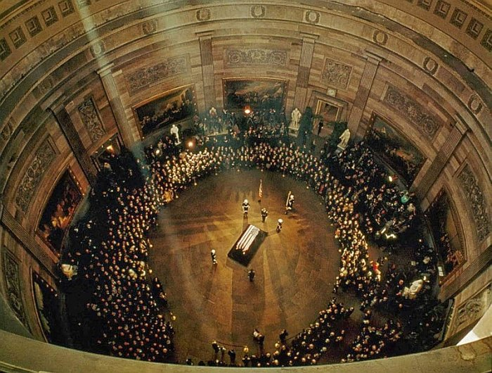 Burial of President Kennedy