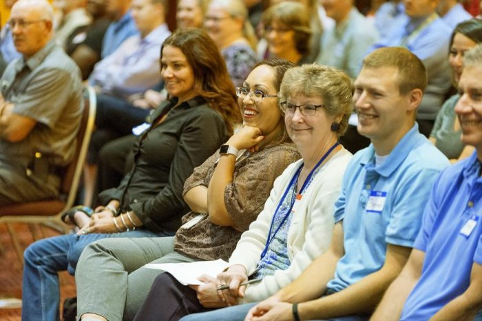 Conferences for teachers (illustrative image: Oregon Department of Transportation, CC BY 2.0)